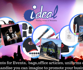 Ideal Printing Promos & Wearables