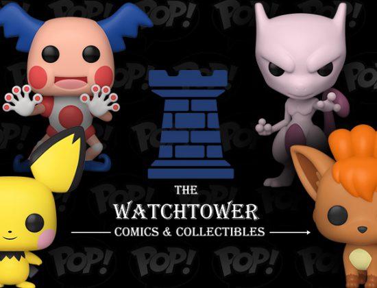 Watchtower Comics & Collectibles